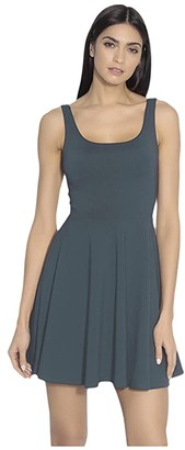 Susana Monaco Regular Weight Tank Dress (Nori) Women's Dress