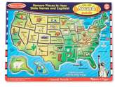 Melissa & Doug Toddler Usa Sound Puzzle