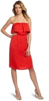 BCBGMAXAZRIA Women's Elastic Detail Malia Dress