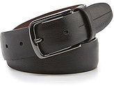 Roundtree & Yorke Park Avenue Leather Belt