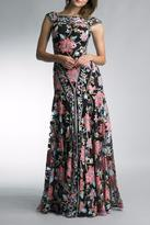 Basix II Floral Gown