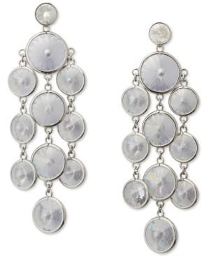 Kate Spade Cubic Zirconia Chandelier Earrings