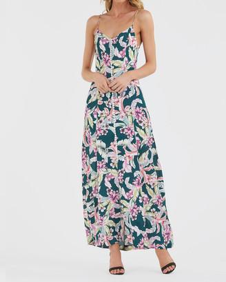 Amelius Tropix Maxi Dress