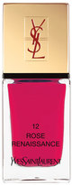 Saint Laurent 'La Laque Couture' Nail Lacquer - 12 Rose Renaissance