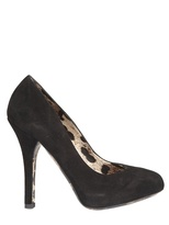 Dolce & Gabbana - 120mm Suede Pumps