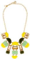Kate Spade Crystal Bib Necklace