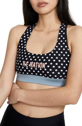 P.E Nation Dominion Sports Bra
