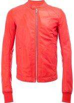 Rick Owens intarsia jacket