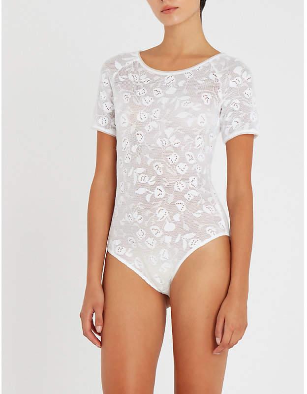 Wolford Rachel lace body