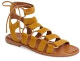 Frye Women's Blair Ghillie Sandal