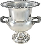 One Kings Lane Vintage Silver Champagne Chiller