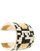 Givenchy woven bracelet cuff