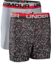 Under Armour Boys' UA Original Series Boxer Shorts 2-Pack