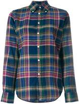 Polo Ralph Lauren button-down flannel shirt