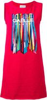 Gaelle Bonheur - embellished sleeveless T-shirt - women - Cotton - I