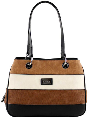 Cellini CSQ253 Meils Double Handle Shoulder Bag