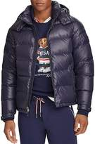 Polo Ralph Lauren Luminaire Down Hooded Jacket