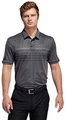 adidas Core Novelty Polo (Grey Six) Men's Clothing