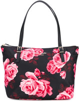 Kate Spade floral print shopper - women - Leather/Polyester - One Size