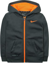 Nike Dri-FIT Long-Sleeve Full-Zip Hoodie - Toddler Boys 2t-4t