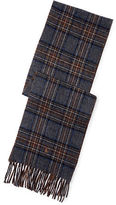Polo Ralph Lauren Plaid Wool-Blend Scarf