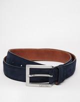 Calvin Klein Suede Leather Belt