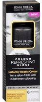 John Frieda Colour Refreshing Gloss, Cool Blonde, 6 Fl Oz
