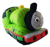 Thomas & Friends ~ Percy Green Plush Cuddle Pillow Pal for Bedding