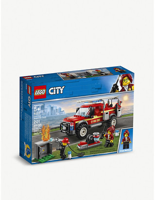 Lego City Fire Chief Response Truck set