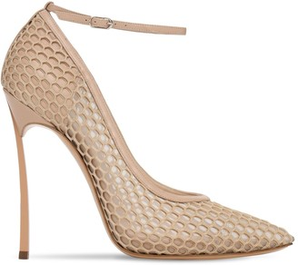Casadei 120mm Mesh Pumps