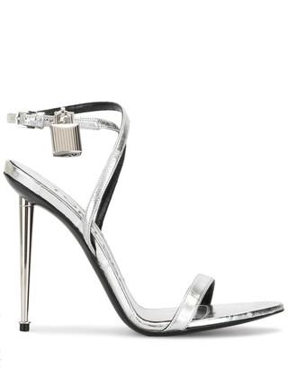 Tom Ford Padlock high-heel sandals