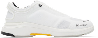 Athletics Footwear White One Sneakers