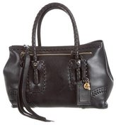Alexander McQueen Leather Handle Bag