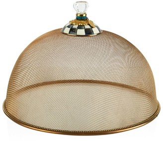 Mackenzie Childs Mackenzie-Childs Courtly Check Enamel Dome (Large)
