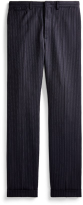 Ralph Lauren Slim Pinstripe Wool Trouser