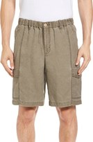 Tommy Bahama Men's Linen The Dream Cargo Shorts