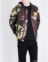 Givenchy Camouflage-print Shell Jacket