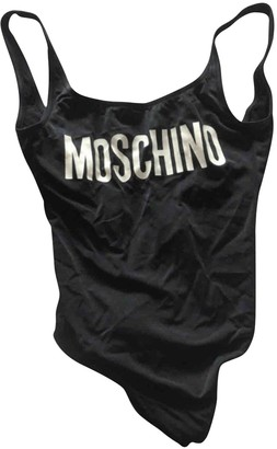 Moschino Black Swimwear for Women