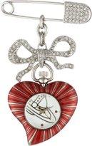 Vivienne Westwood Women's VV018WH Heart White Watch