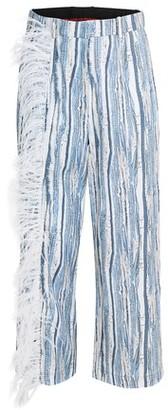 Thebe Magugu Shredded jean