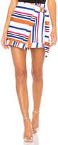 Elliatt Exhibition Skirt in White. - size M (also in S,XS)