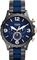 Fossil NATE Men's watches JR1494