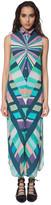 Mara Hoffman Button Down Dress