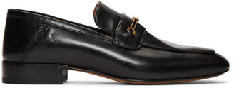 Gucci Black Yonder Loafers