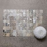 Graham and Green Jamila Patchwork Cowhide Rug