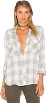 Bella Dahl Reston Flannel Check Button Down