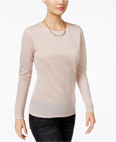 GUESS Reyna Shimmer Top