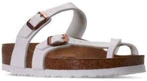 Birkenstock Women's Mayari Birko-Flor Casual Sandals from Finish Line