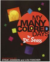 Dr. Seuss My Many Colored Days
