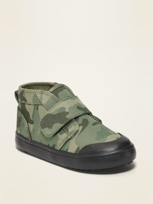 Old Navy Mid-Top Chukka Sneakers for Toddler Boys